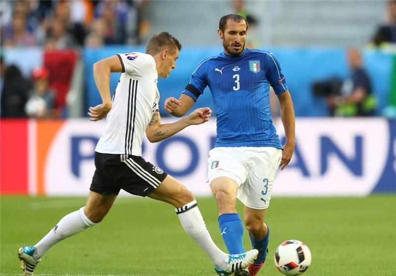فزونی آماری آلمان مقابل ایتالیا در شب صعود به نیمه نهایی