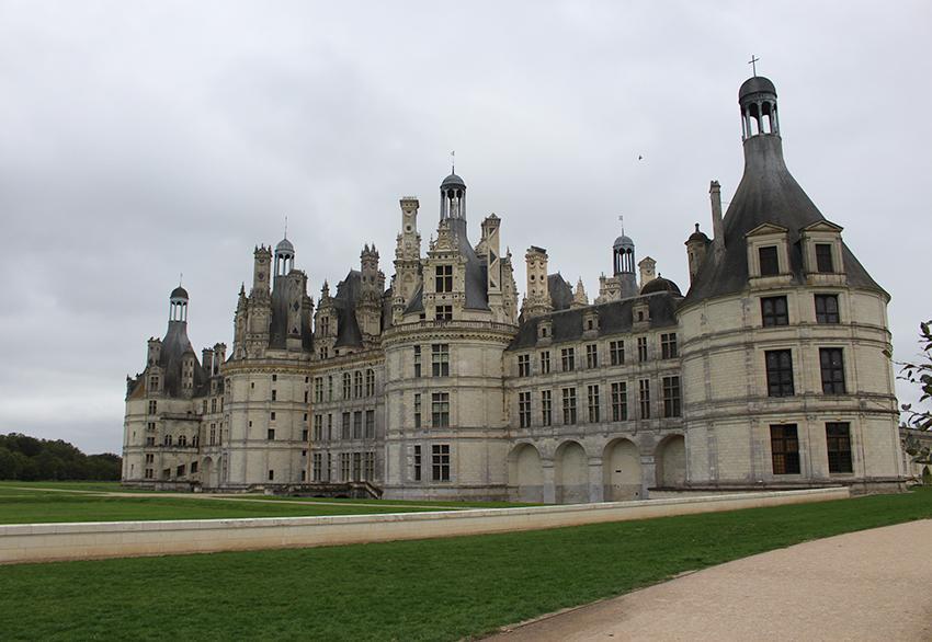 با قلعه شامبوغ در فرانسه آشنا شوید