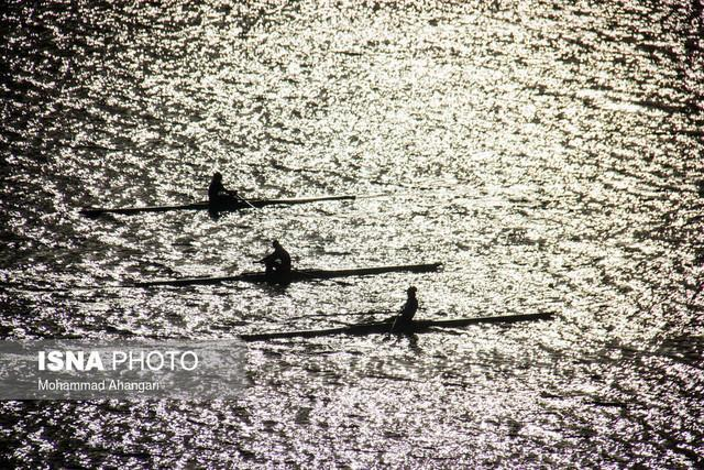 6 ایرانی در کنفدراسیون قایقرانی آسیا