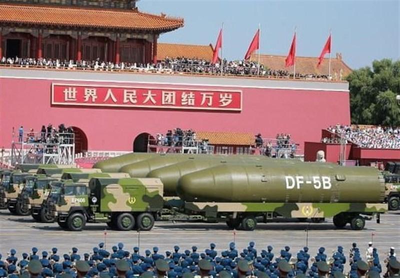 چین در فراوری سلاح از روسیه پیشی گرفته است