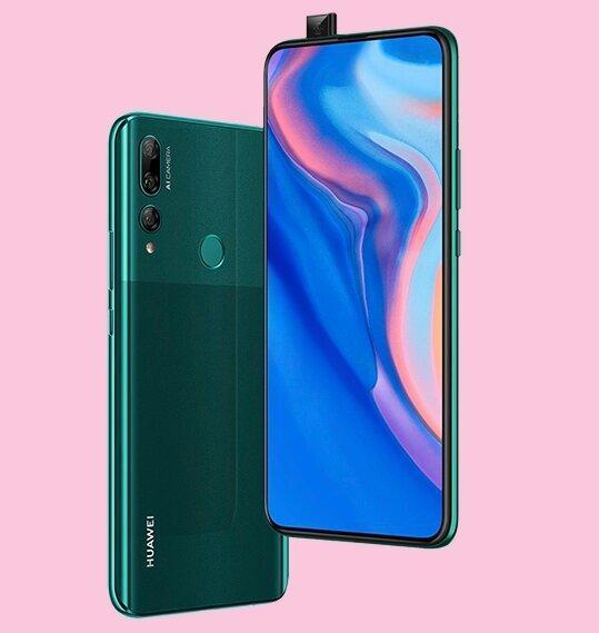 عملکرد دوربین پاپ آپ در گوشی های هوآویY9 Prime 2019 و Y9s چگونه است