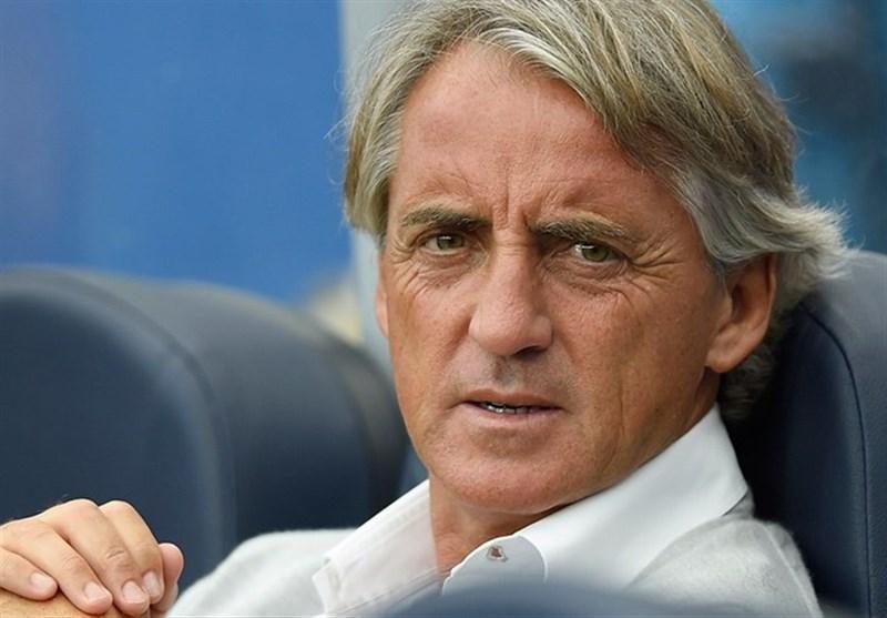 اعلام آمادگی مانچینی برای راهنمایی تیم ملی ایتالیا