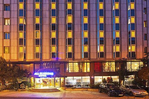 امکانات و ویژگی های هتل آل سیزن ترکیه