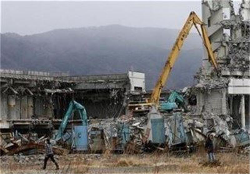 ژاپن هنوز نمی تواند مناطق آسیب دیده سونامی را بازسازی کند