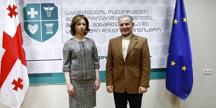 تاکید سفیر ایران بر حل مسائل به وجود آمده برای دانشجویان و شهروندان ایرانی در گرجستان