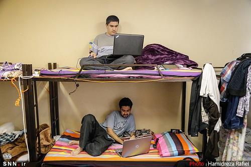 خوابگاه های تحصیلات تکمیلی دانشگاه ایلام بازسازی می شوند