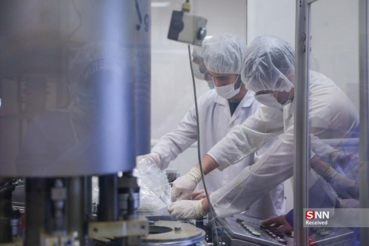 کوشش بی وقفه دانشجویان گروه نانوتکنولوژی پزشکی برای فراوری ماسک ادامه دارد