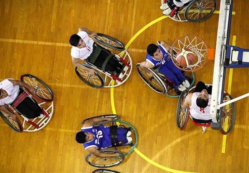 تیم بسکتبال با ویلچر جوانان به کانادا می رود