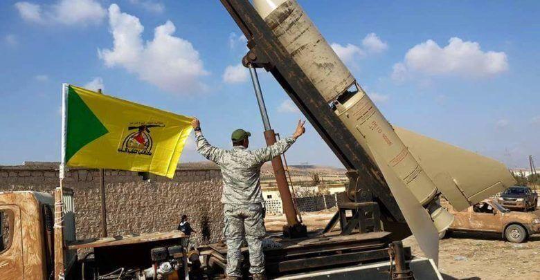 خبرنگاران کتائب حزب الله عراق: رزمایش شکار کلاغ با موفقیت انجام شد