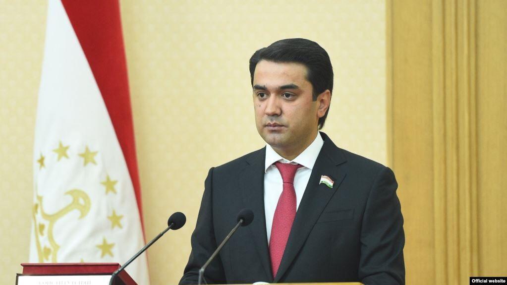 پسر رئیس جمهور تاجیکستان رئیس مجلس ملی شد