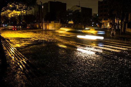 هشدار هواشناسی، نسبت به وقوع رگبار باران در 5 استان غربی کشور