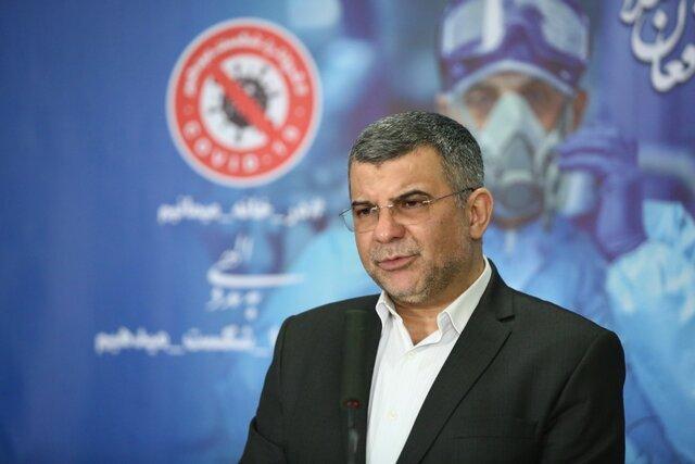 پیش بینی افزایش موارد ابتلا در خوزستان در چند روز آینده