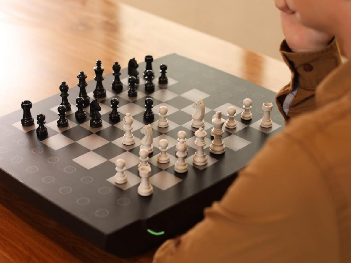 شطرنج را با صفحه جادویی بازی کنید