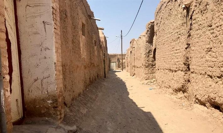 معابر بافت تاریخی شهر هرات ساماندهی می گردد
