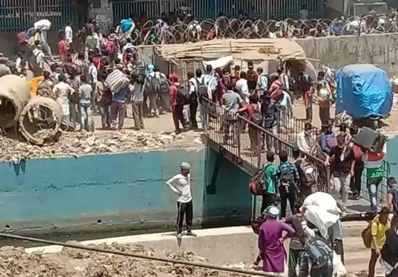 نگرانی هند از عدم کنترل ویروس کرونا در کلان شهرها