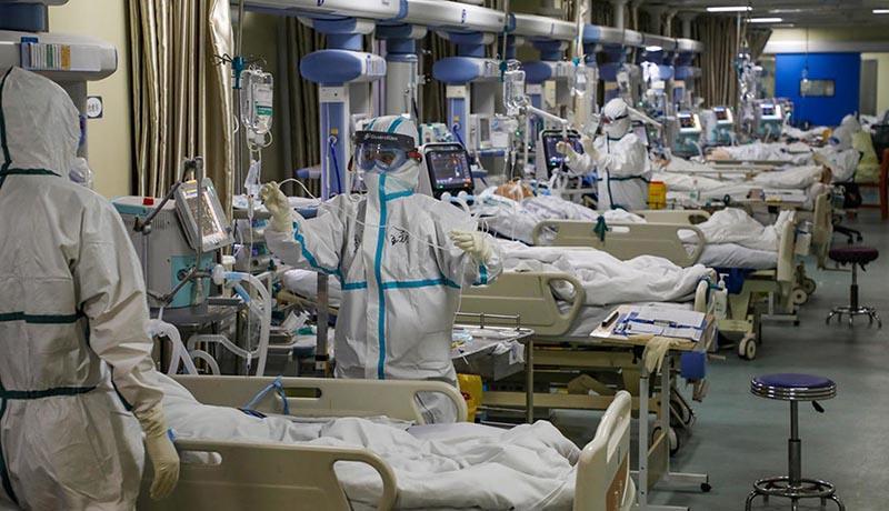 آمار کرونا در ایران اول شهریور ، 126 نفر جان خود را از دست دادند