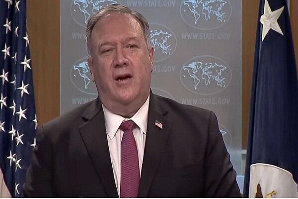 موضع گیری خصمانه پمپئو علیه روسیه، چین و ایران