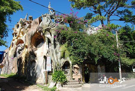 هانگ نگا،دیوانه خانه ای برای اقامت گردشگران!