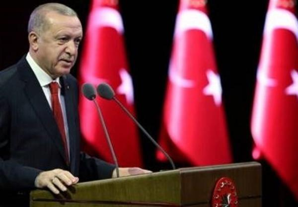 اردوغان: کسانی که به ما درس دموکراسی می دهند ابتدا خود را در آینه ببینند