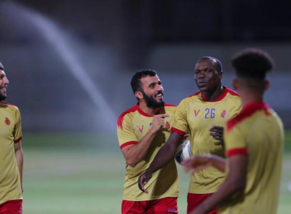 بازگشت مهاجم کامرونی به تمرینات تیم فوتبال النصر